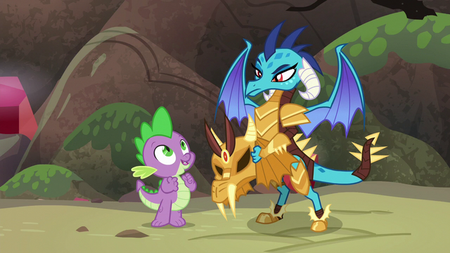 File:Spike excited by Ember's cooperation S6E5.png