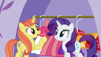 """Fashionable Pony """"this gown is quite beautiful"""" S5E14"""