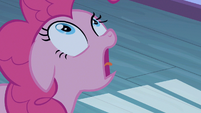 Pinkie Pie screams S2E13