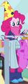 Pinkie Pie wizard costume ID EG3