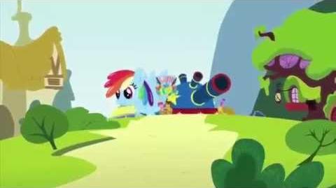 Pinkie the Party Planner - Ukrainian (reprise)