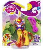 Sunset Shimmer masquerade toy