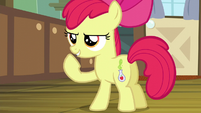 "Apple Bloom ""that's more like it!"" S5E4"