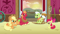 "Applejack ""a lifelong lesson about bein' honest"" S6E23"