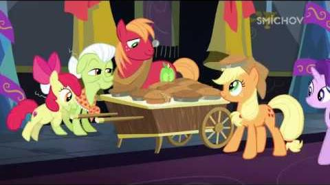 My Little Pony - S06E08 - Hearth's Warming Eve Is Here Once Again Song (Reprise) (Czech)