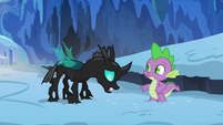 "Thorax ""I wouldn't want you to get hurt"" S6E16"