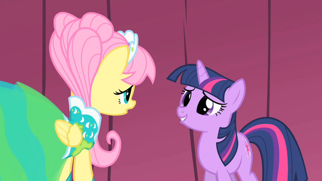 File:Fluttershy and Twilight backstage 2 S1E20.png
