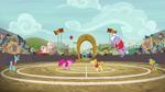 Ponyville vs. Appleloosa in buckball S6E18.png