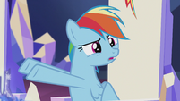 "Rainbow ""especially Pinkie Pie!"" S5E8"
