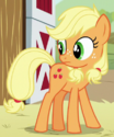 Teenage Applejack ID S6E23