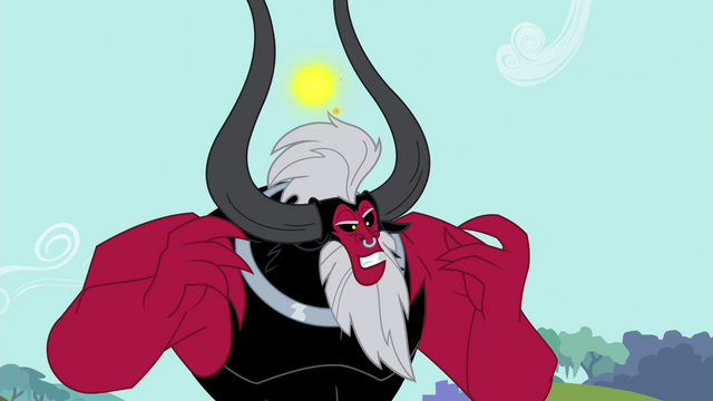 "File:Tirek ""Who said anything about us?"" S4E26.png"