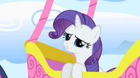 Rarity tells Celestia what she learned S1E16