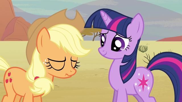 "File:Applejack ""money to fix the broken roof"" S2E14.png"