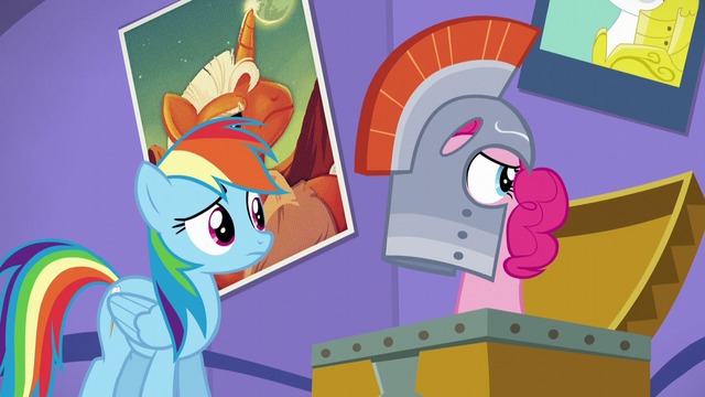 "File:Pinkie ""I have no idea what that's like!"" S5E19.png"