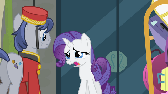 File:Rarity 'Back to Ponyville, I imagine' S4E08.png