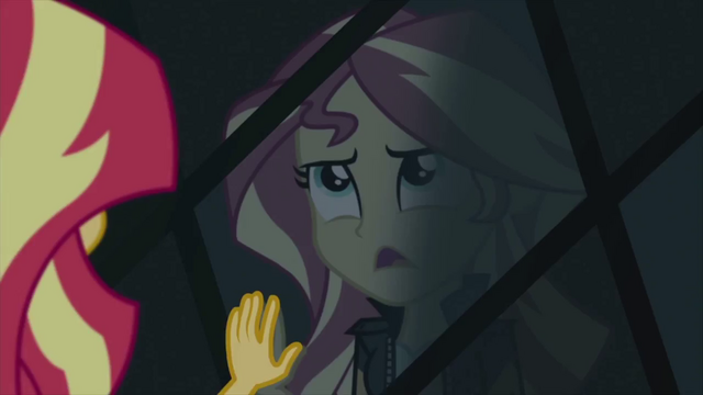 "File:Sunset Shimmer ""a darkness I acquired"" EG2.png"