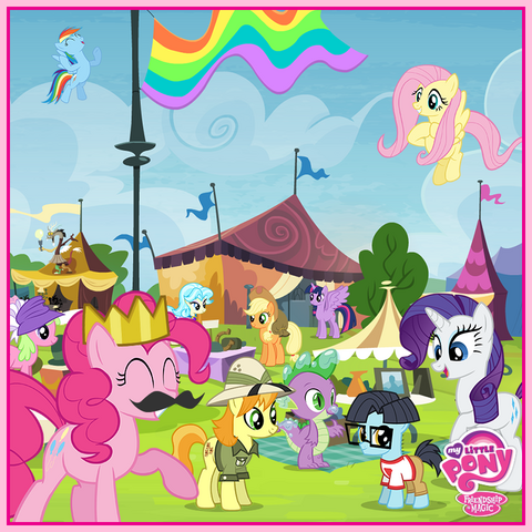 File:MLP facebook page find the horseshoe.png