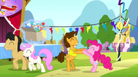 """Pinkie Pie and Cheese """"not as great as two"""" S4E12"""