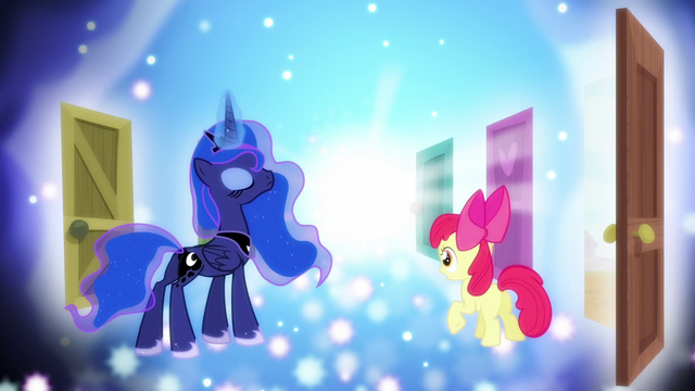 File:Princess Luna conjuring a door S5E4.png