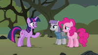 "Twilight ""sorry we couldn't see it sooner"" S4E18"