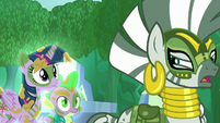 "Zecora ""I'm sure you can"" S5E26"