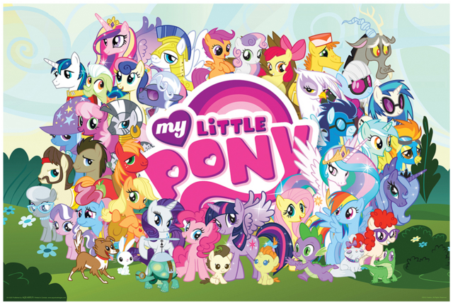 File:Aquarius My Little Pony Cast poster.png