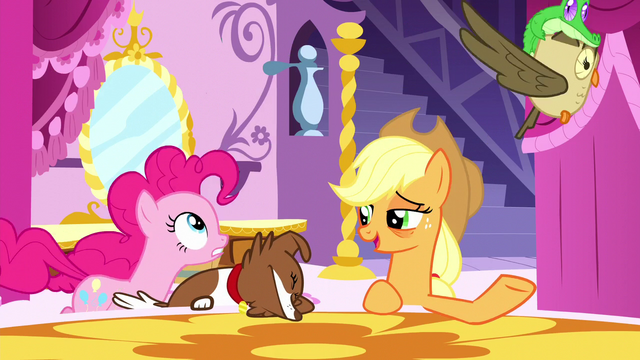 "File:Applejack ""too plum tuckered out to do this right"" S5E13.png"