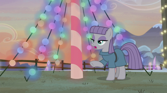 "File:Maud Pie ""you planted your pole on a fault line"" S5E20.png"