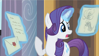 Rarity but if I don't S2E9