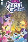 Legends of Magic issue 1 sub cover