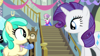 "Little Pony 1 ""these party favors are the coolest!"" S4E19"