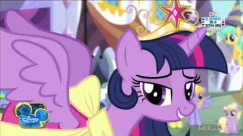 My Little Pony La Magia de la Amistad - Life in Equestria (Español de España) -720p-