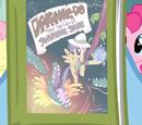 Rainbow Dash, die Leseratte