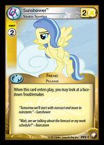 Sunshower, Storm Spotter card MLP CCG