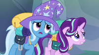 """Trixie """"don't think we'd be able to find our way"""" S6E25"""