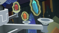 Elements moving towards Princess Celestia 2 S4E02