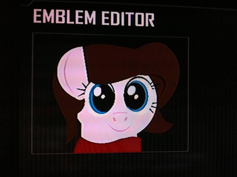 image fanmade amelia the writer oc black ops 2 emblem