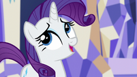 "Rarity ""that turned out to be so much fun!"" S5E3"