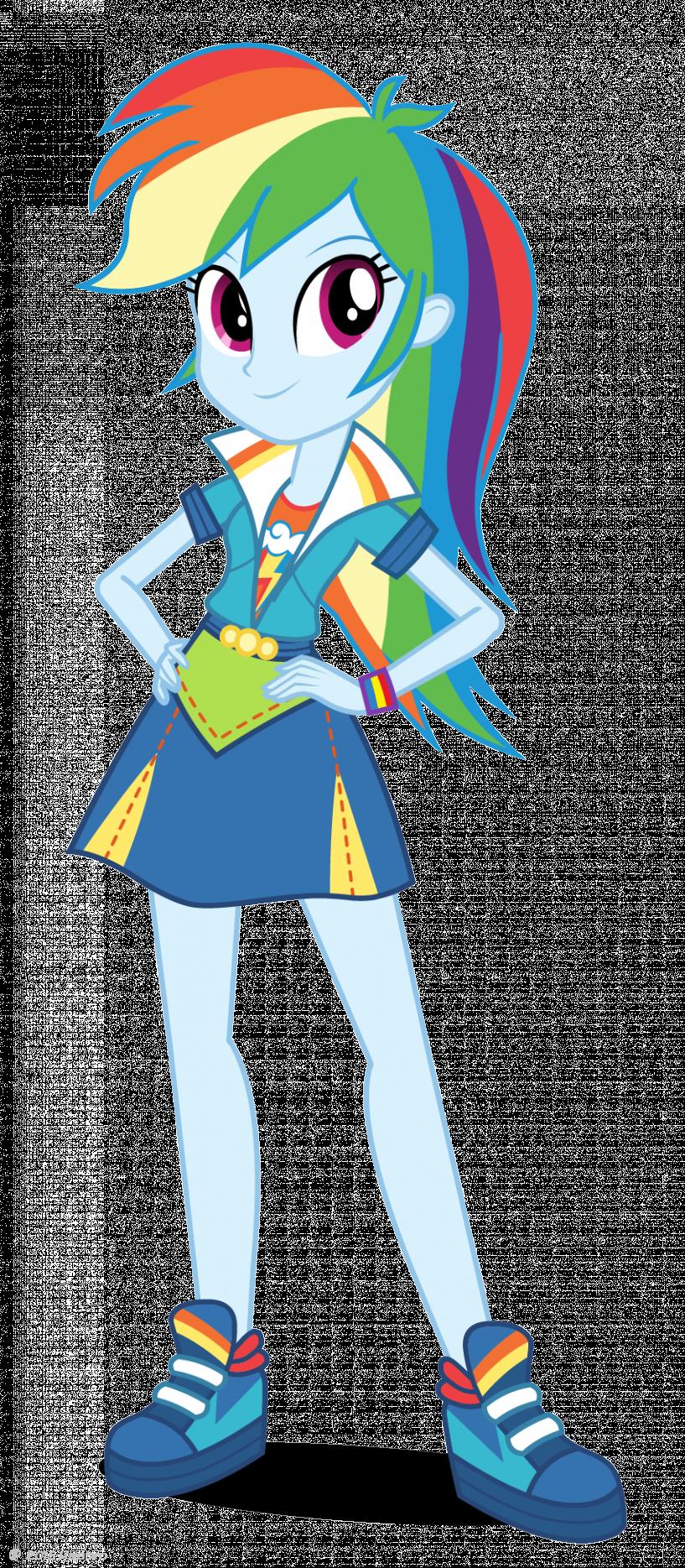 Image Friendship Games Rainbow Dash School Spirit