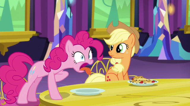 File:Pinkie Pie hacks up measuring spoon S5E3.png