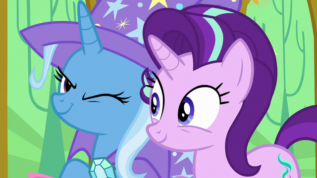 File:Trixie winking at Starlight Glimmer S6E6.png