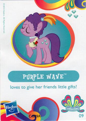 File:Wave 11 Purple Wave collector card.jpg