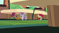 "CMC hiding ""there has to be a better solution"" S03E11"