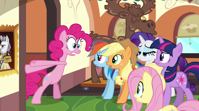 File:Pinkie Pie still blocking the entrance S2E24.png