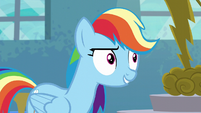 "Rainbow Dash ""appreciate hard work"" S6E7"