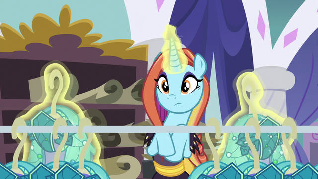 File:Sassy Saddles hears Rarity's outburst S5E14.png