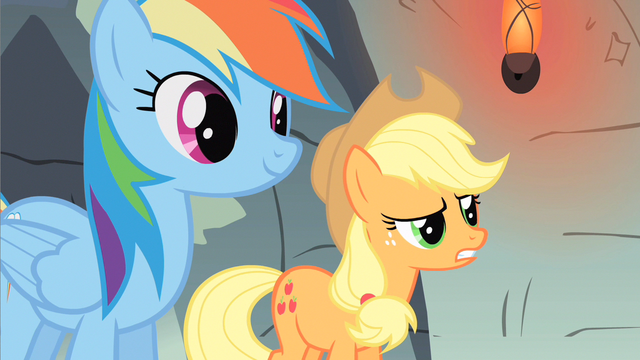 File:Applejack with what S1E19.png