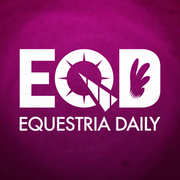Equestria Daily current logo