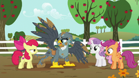 """Gabby defeated """"that's the one"""" S6E19"""