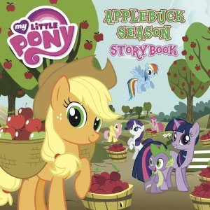 File:MLP Applebuck Season Storybook cover.jpg